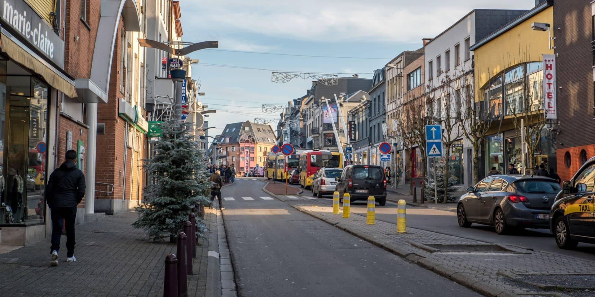 Des commerçants entrent en guerre contre la commune de La Louvière