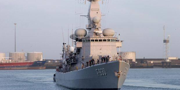 Belgique et Pays-Bas lancent l'achat de seize navires pour plus de 4 milliards d'euros - La DH