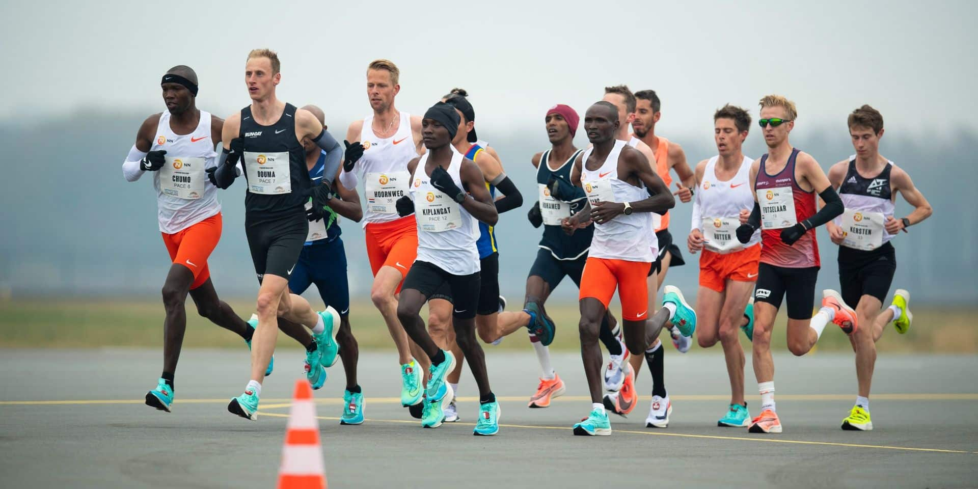 Dieter Kersten réussit le minimum pour Tokyo pour ses débuts sur marathon !