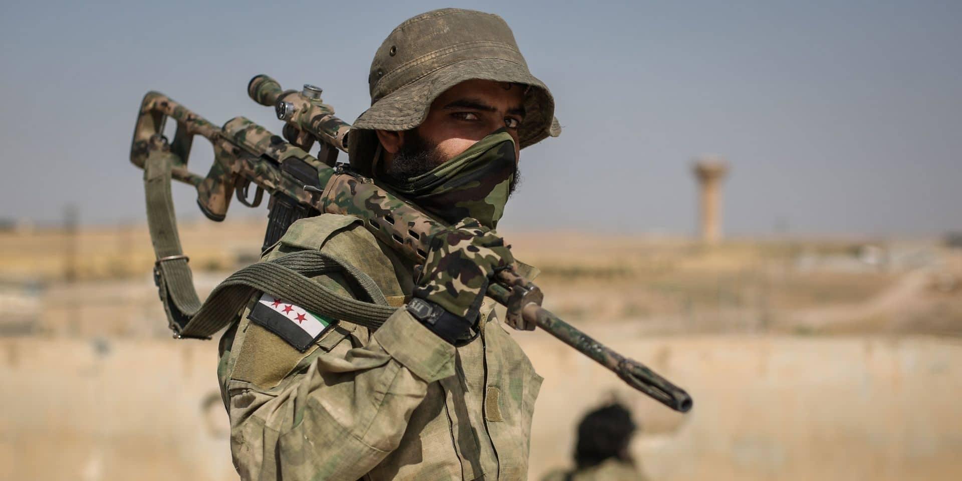 La Wallonie vend moins d'armes à la Turquie