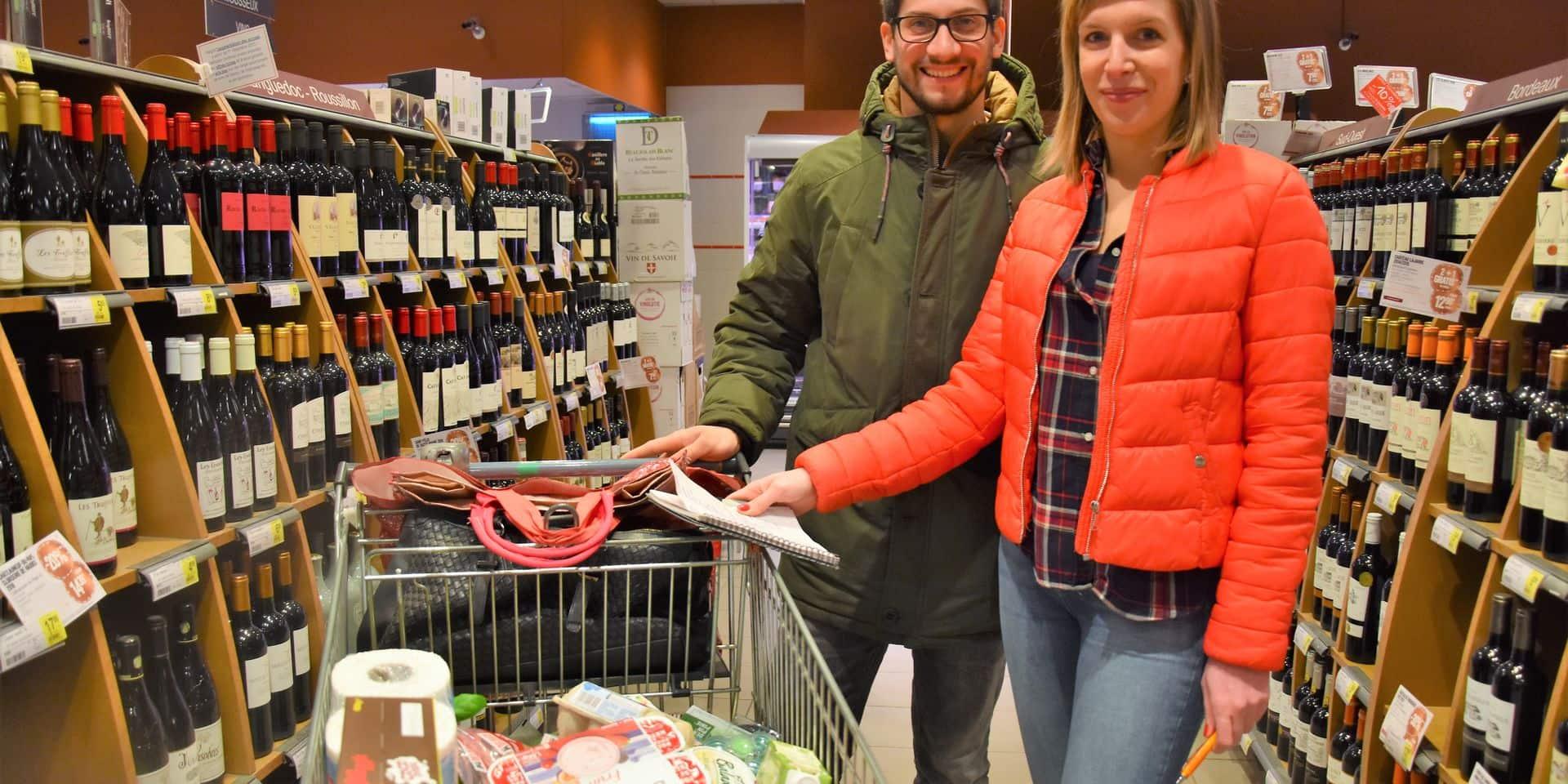 Province de Luxembourg : de nombreux Belges font leurs courses hors de nos frontières