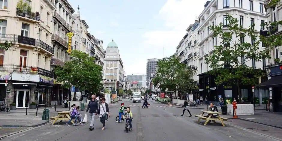 """Mais où est donc passé le projet de Belgian Avenue vendu en 2015 ? """"Nulle part"""""""