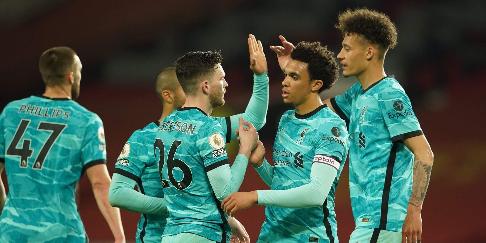 Liverpool peut rêver de C1, les supporters de United grondent encore