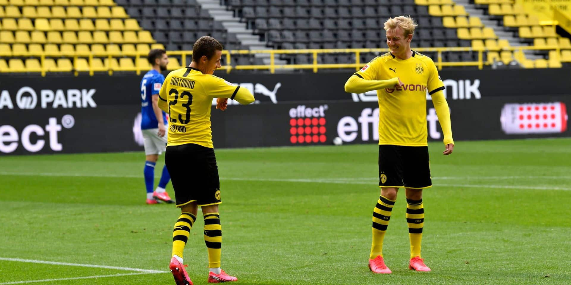 Wolfsburg-Dortmund, Gladbach-Leverkusen et Bayern-Francfort: suivez trois affiches de Bundesliga en direct vidéo dès 15h30