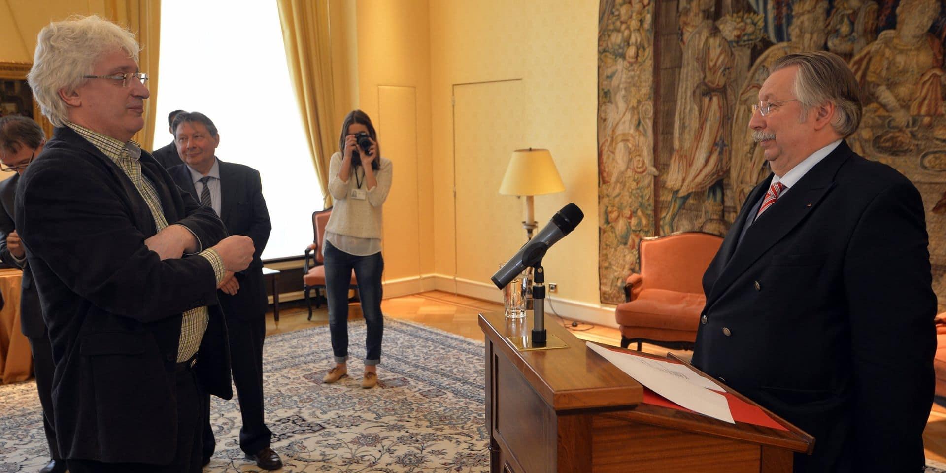 """Pour Frank Robben, le certificat covid belge sera """"très simple à mettre en place"""""""