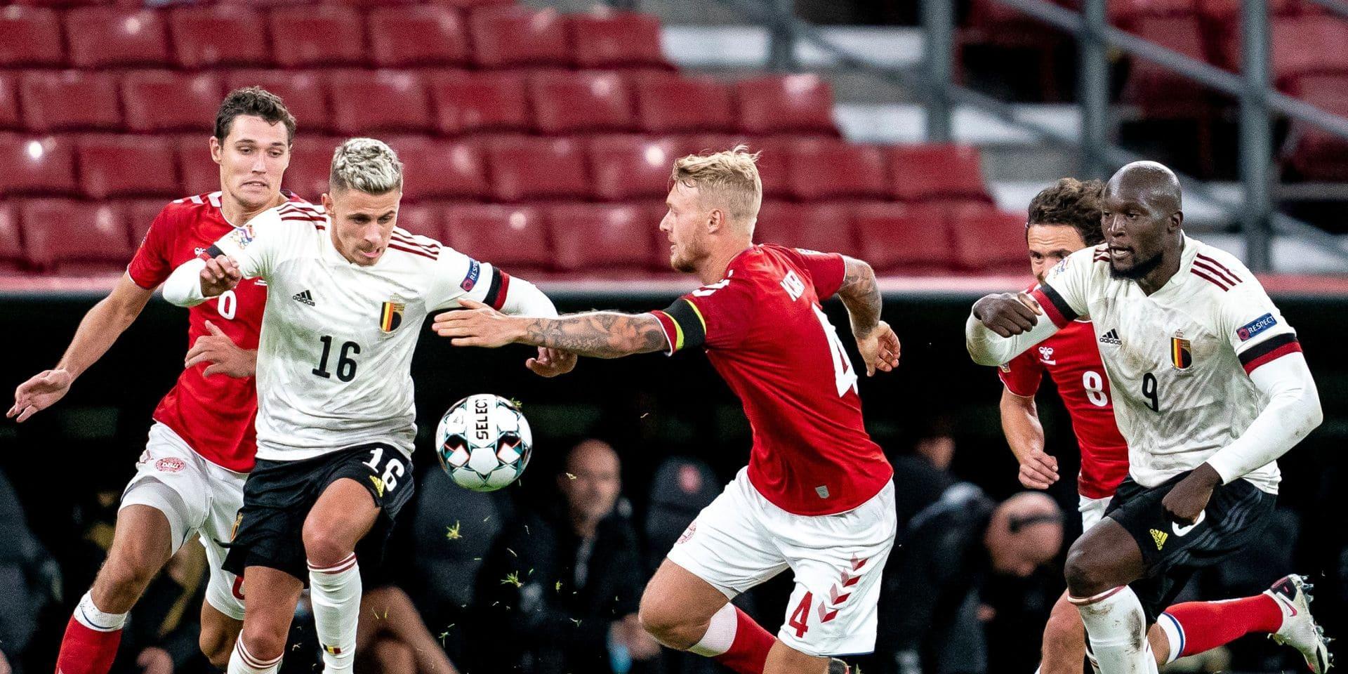 Belgique-Danemark: tous les joueurs danois sont négatifs au Covid-19