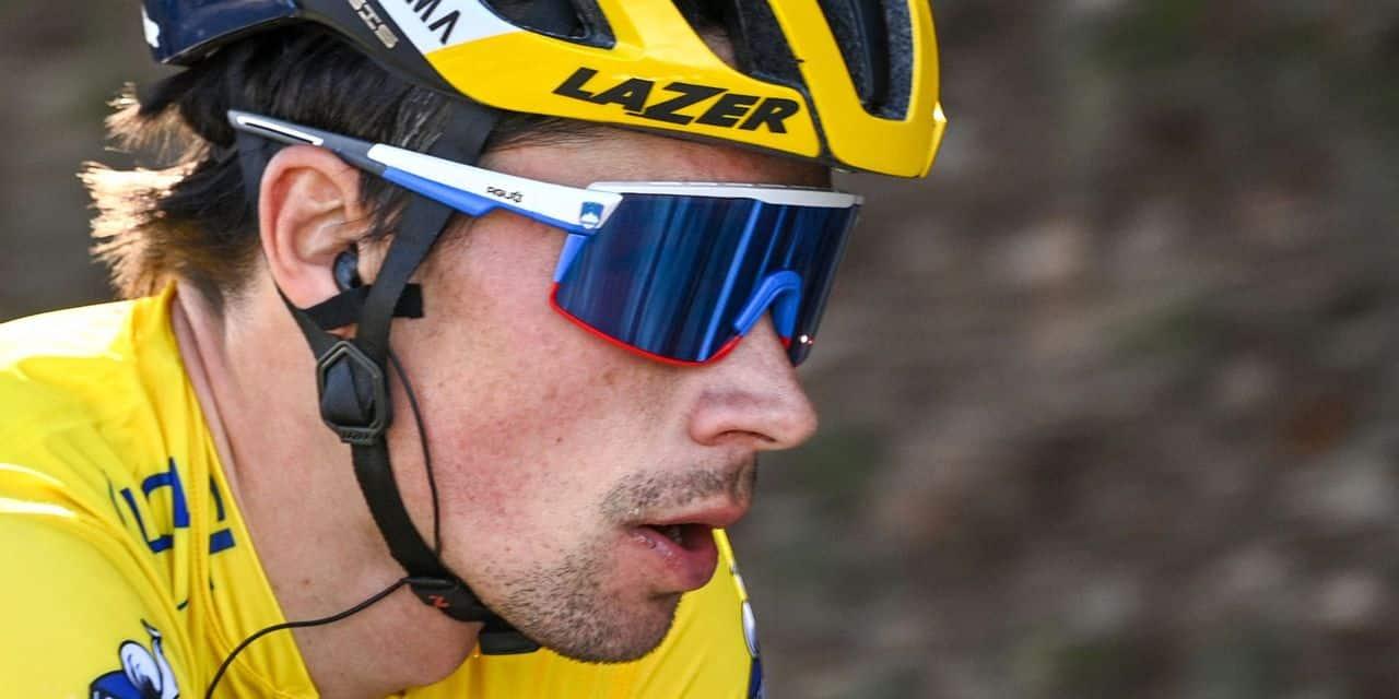 Paris-Nice: Roglic s'impose au sprint lors de la 6e étape - dh.be