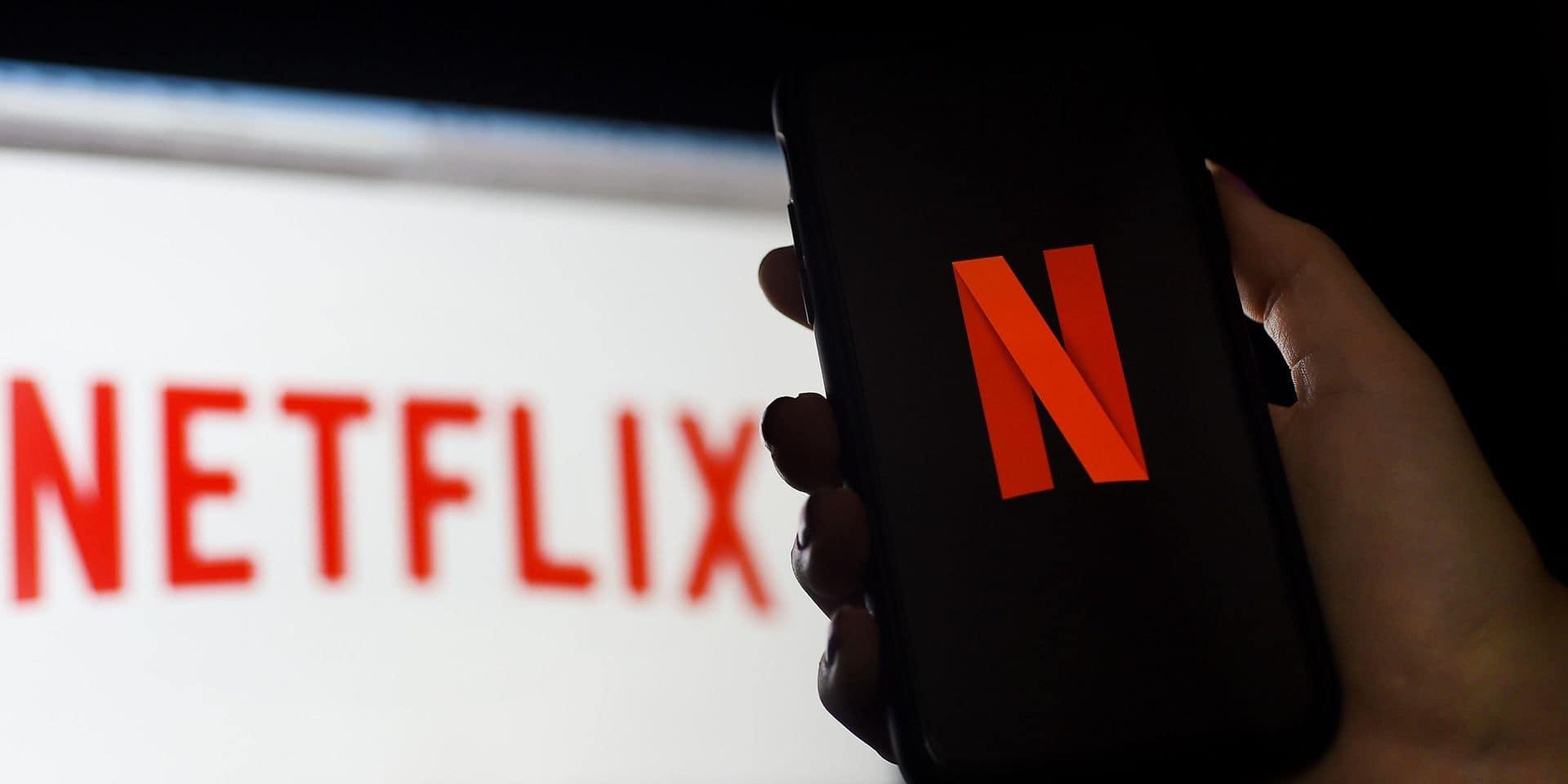 Voici la série la plus regardée en Belgique cette année sur Netflix