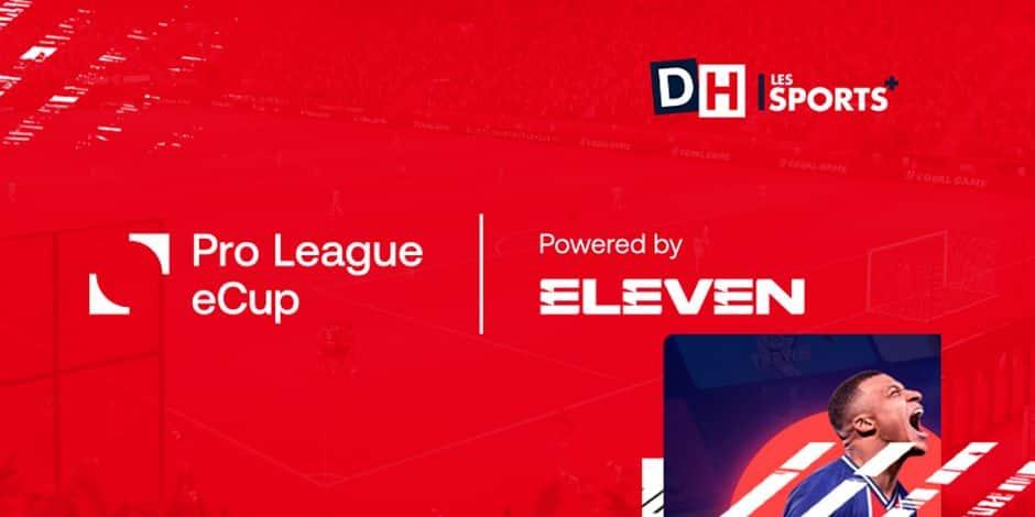 La troisième qualification organisée par La DH Les Sports+ pour la Pro League eCup arrive ce samedi