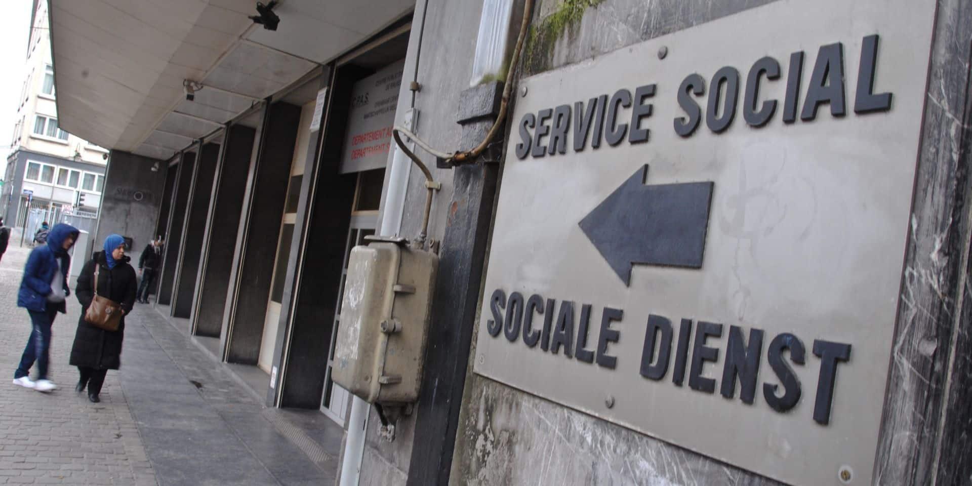 """CPAS du Roeulx : Les assistants sociaux """"en souffrance"""" face à l'augmentation de la charge de travail"""