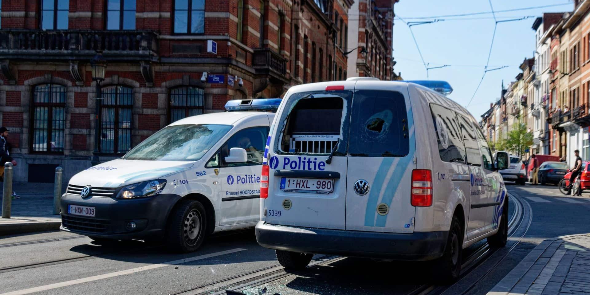 Un homme découvert mort sur le chemin de halage près de la tour Interbéton à Charleroi