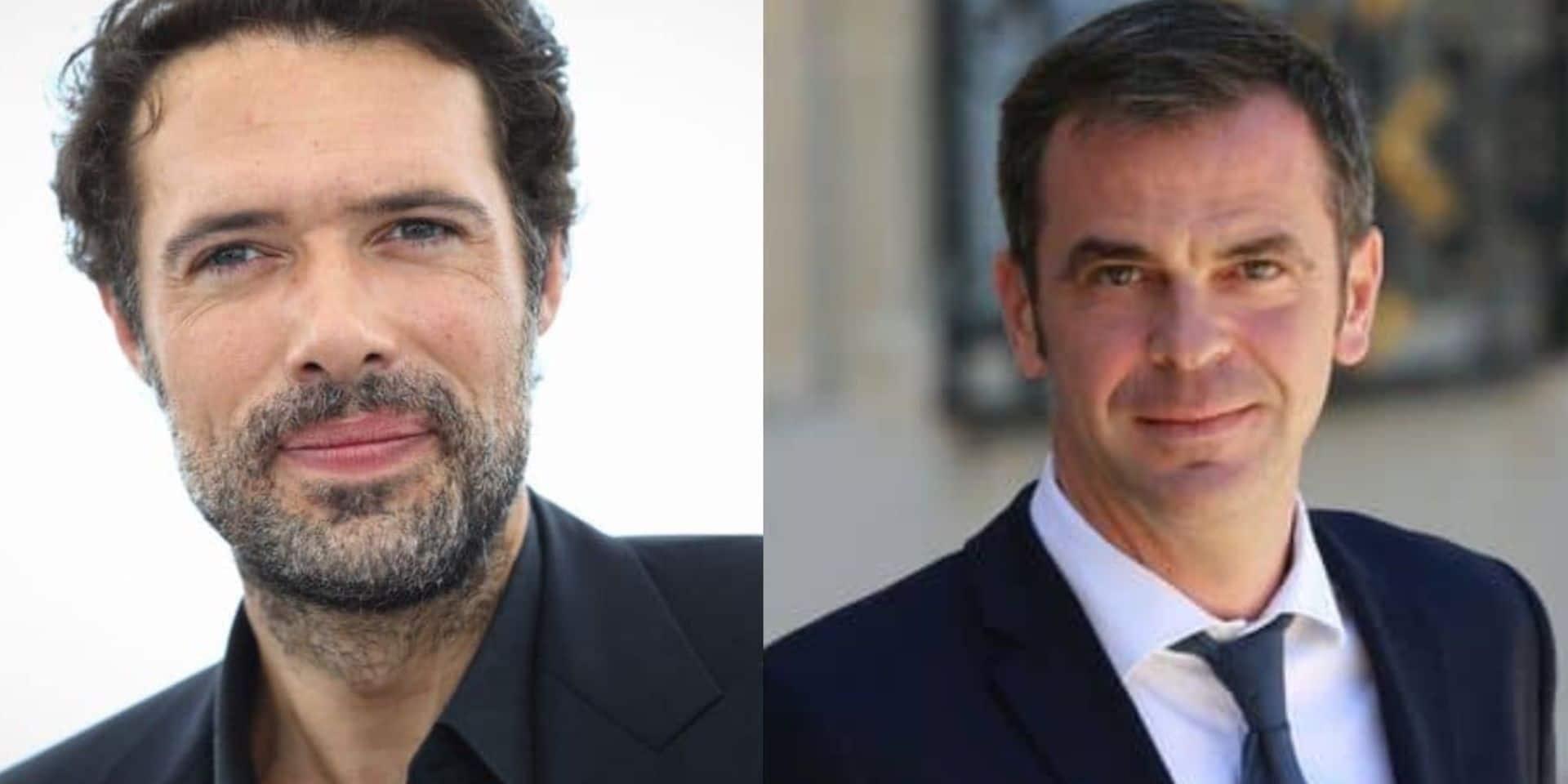 """Le ministre français de la Santé réagit aux propos chocs de Nicolas Bedos: """"Vivre quitte à en mourir, c'est une phrase à l'emporte-pièce"""""""