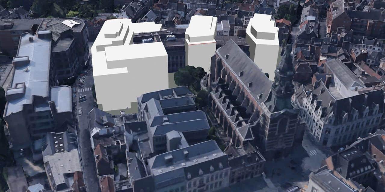 """Mons: """"La densification urbaine, oui. Mais pas n'importe comment!"""""""