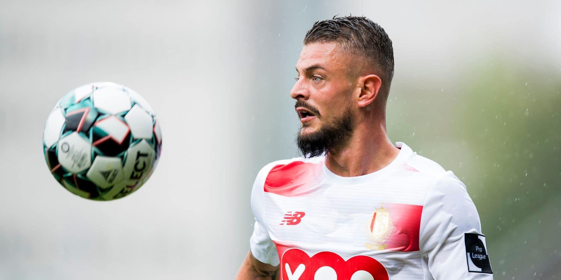 Standard-Fehérvár: un dernier entraînement sans Oulare mais avec Lestienne