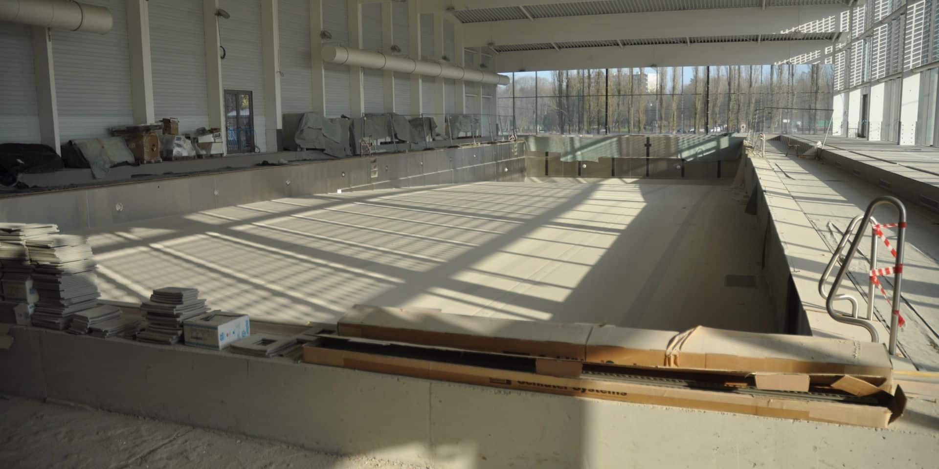 Une régularisation à 25.000 euros pour la piscine de Nivelles