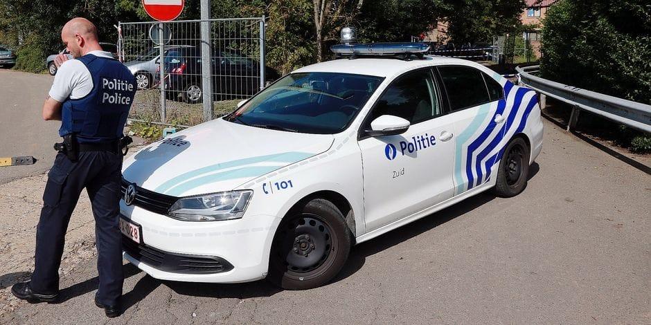 Un motard blessé après une collision avec une voiture jeudi à Bruxelles