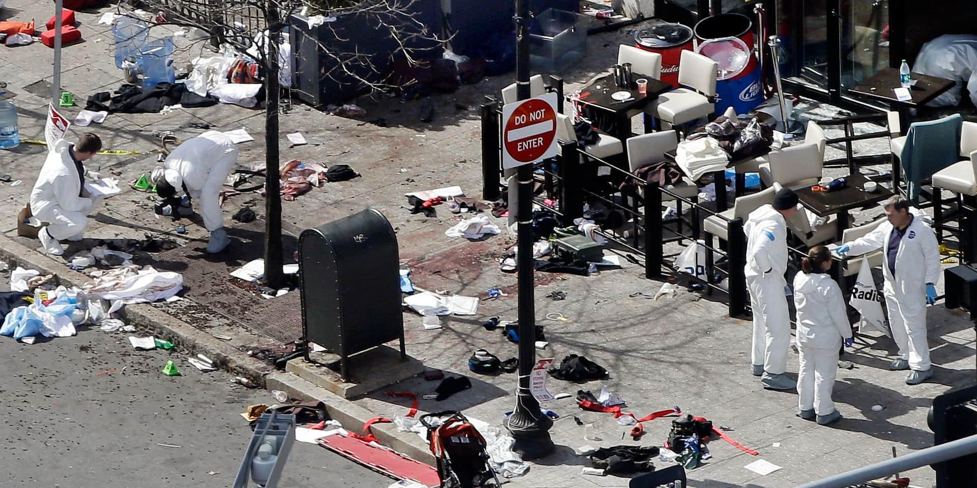 La vie de l'auteur de l'attentat de Boston en jeu devant la Cour suprême des Etats-Unis
