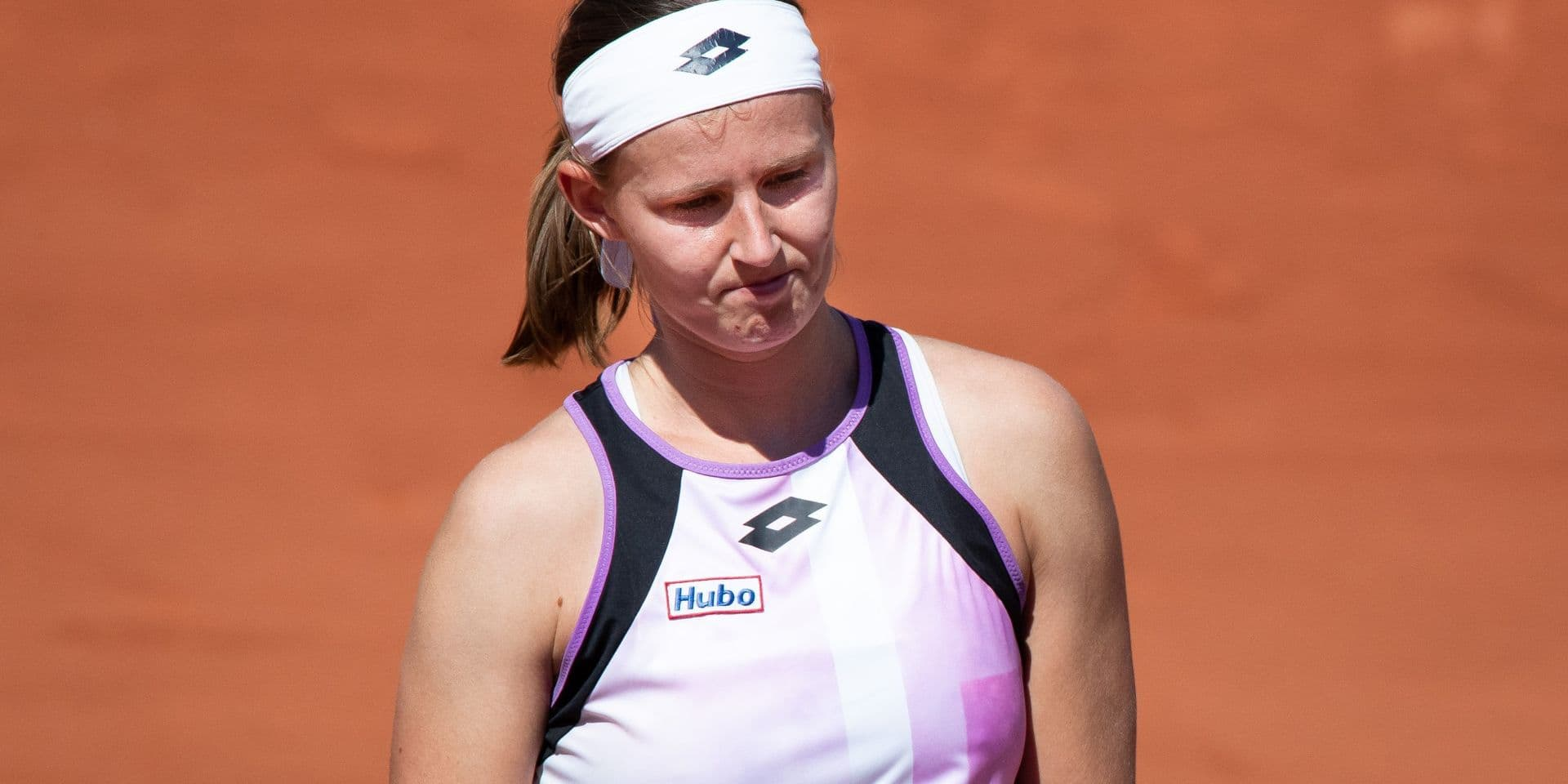 Wimbledon: Greet Minnen accède au tableau principal pour la première fois de sa carrière