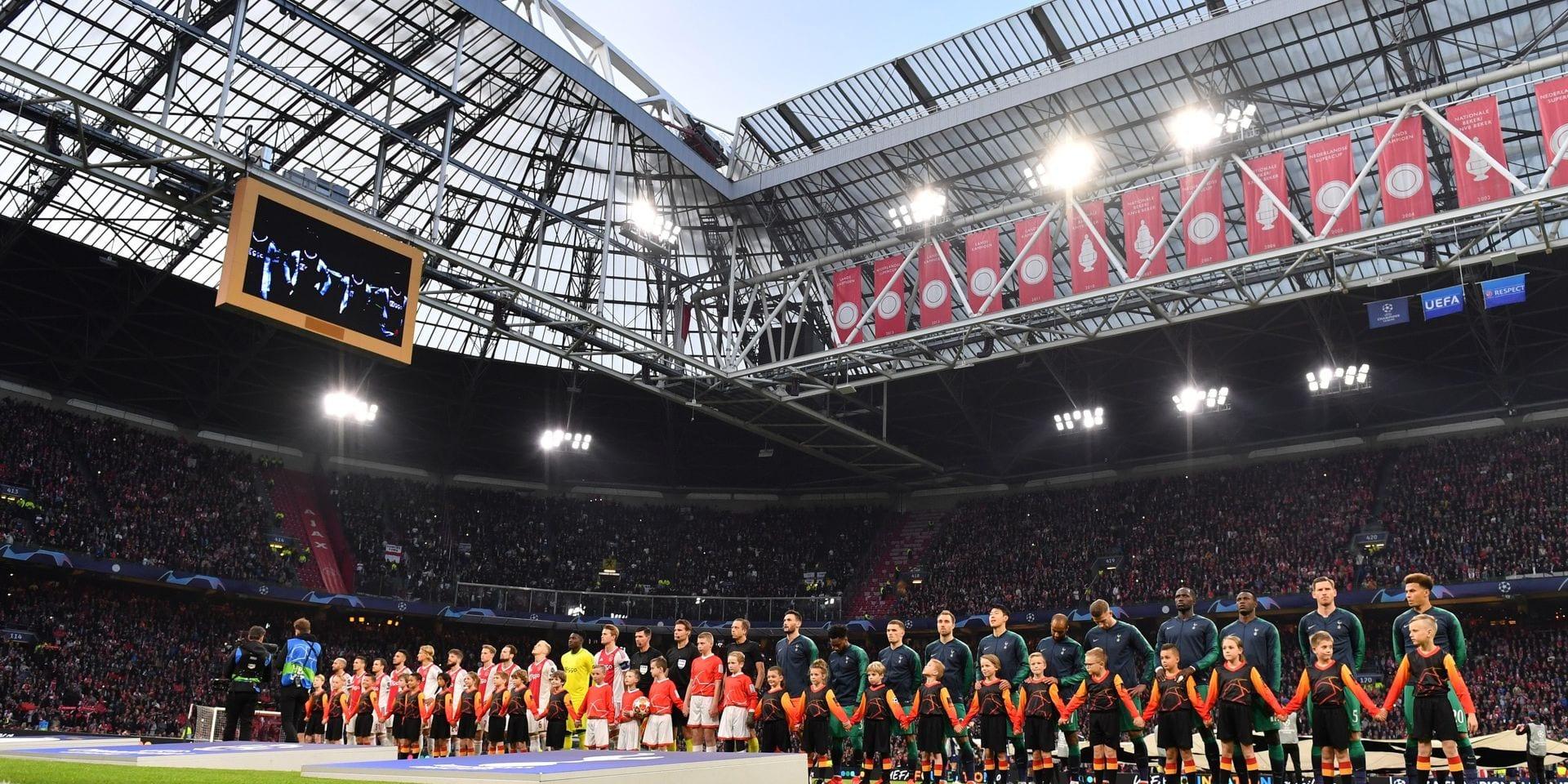 Amsterdam confirmée comme ville-hôte de quatre matches pour l'Euro