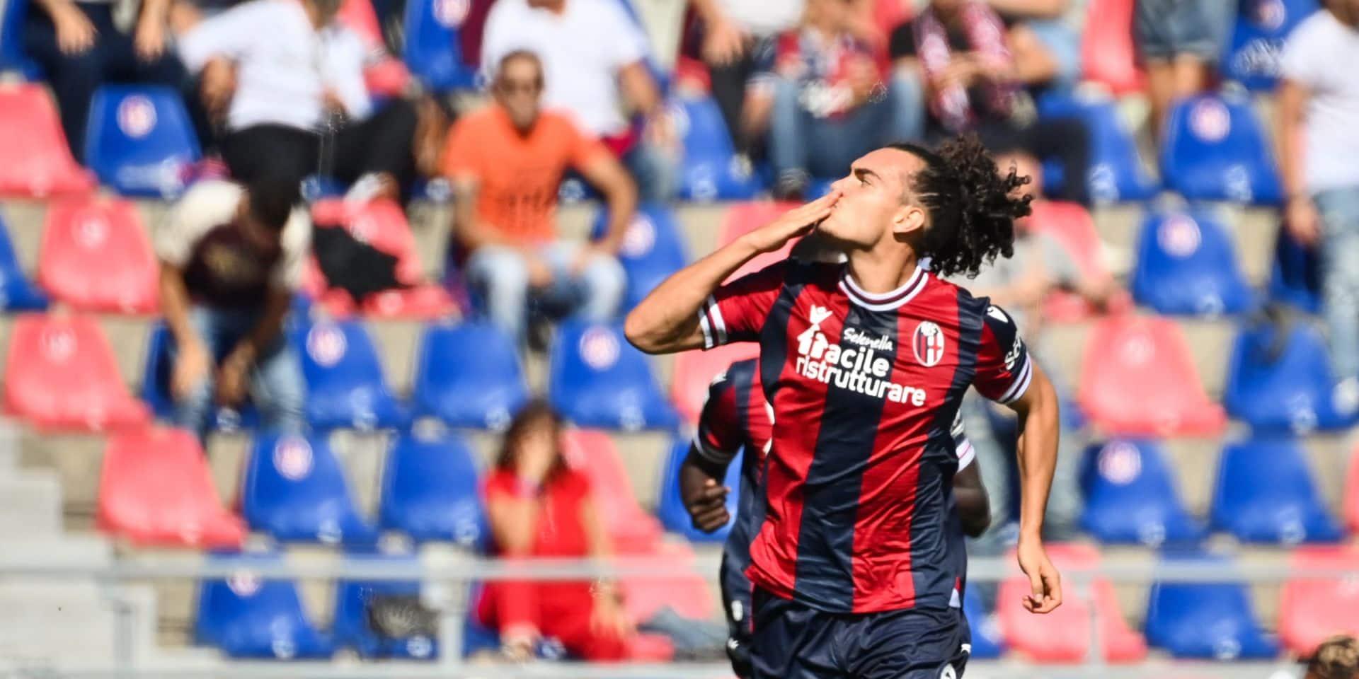 Bologna vs Lazio - Serie A TIM 2021/2022