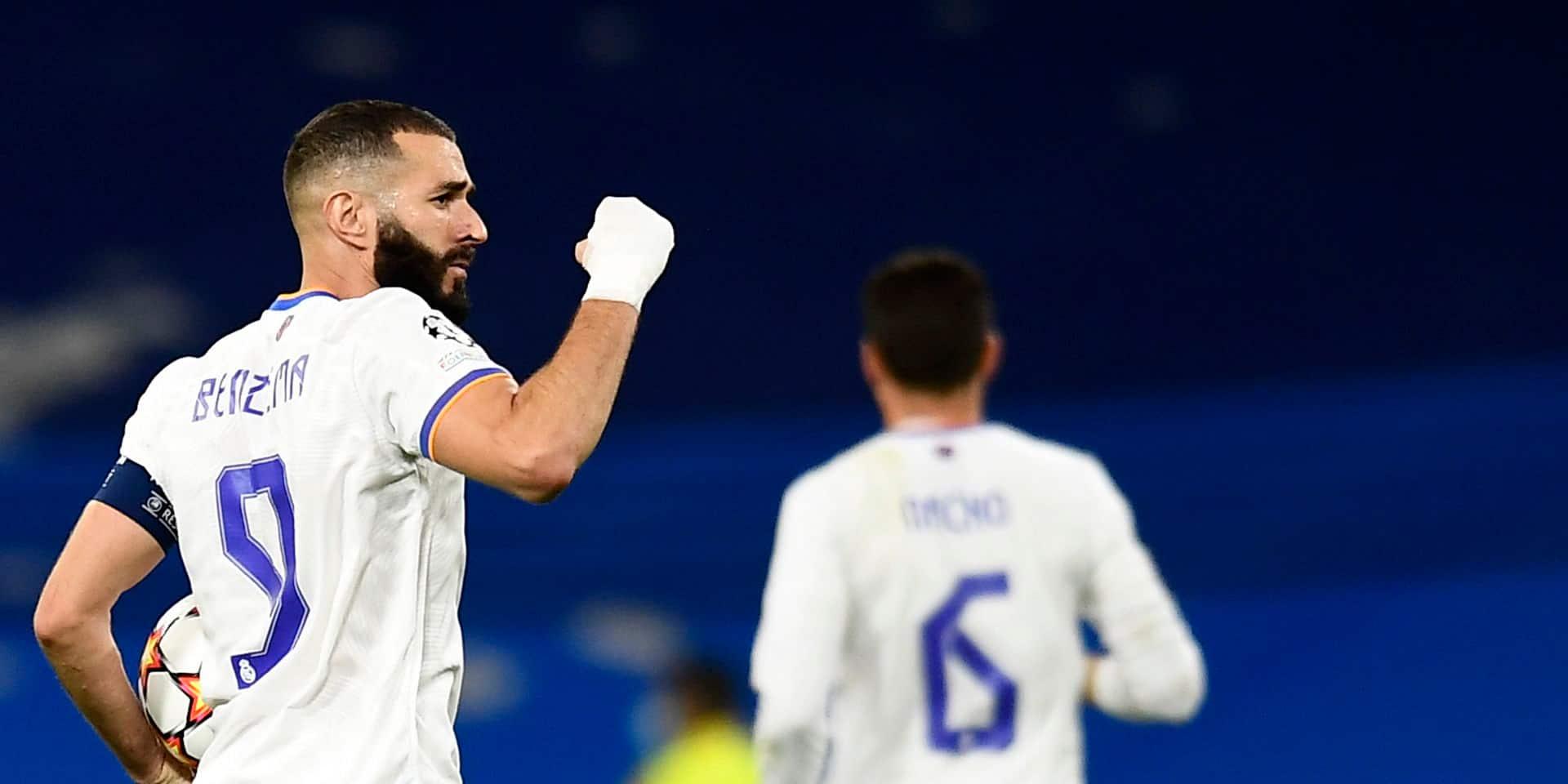 Les matches du Real Madrid et de l'Atlético reportés ce week-end en Liga