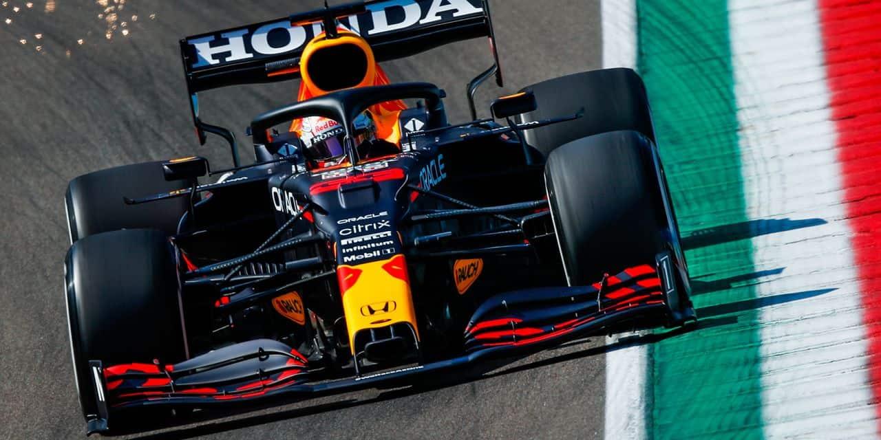 GP d'Emilie-Romagne (Libres 3): Verstappen se signale avant les qualifs