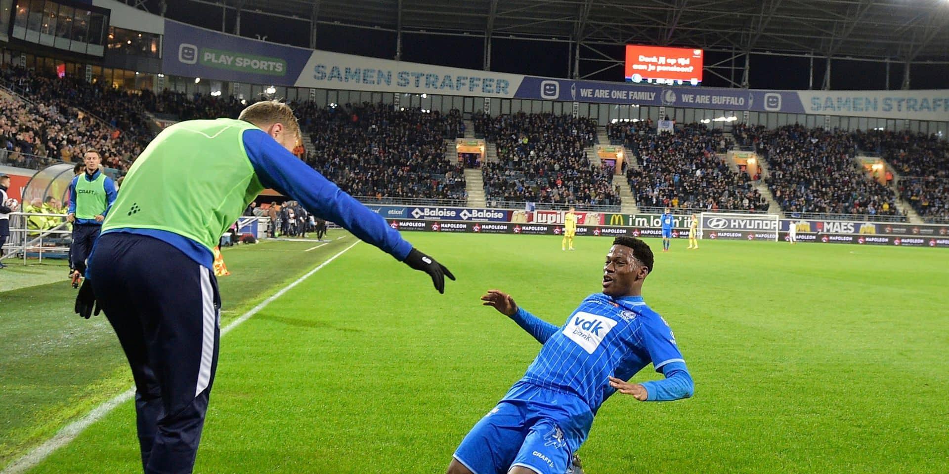 Jonathan David prend son envol à Lille: ses cinq moments clés en Belgique