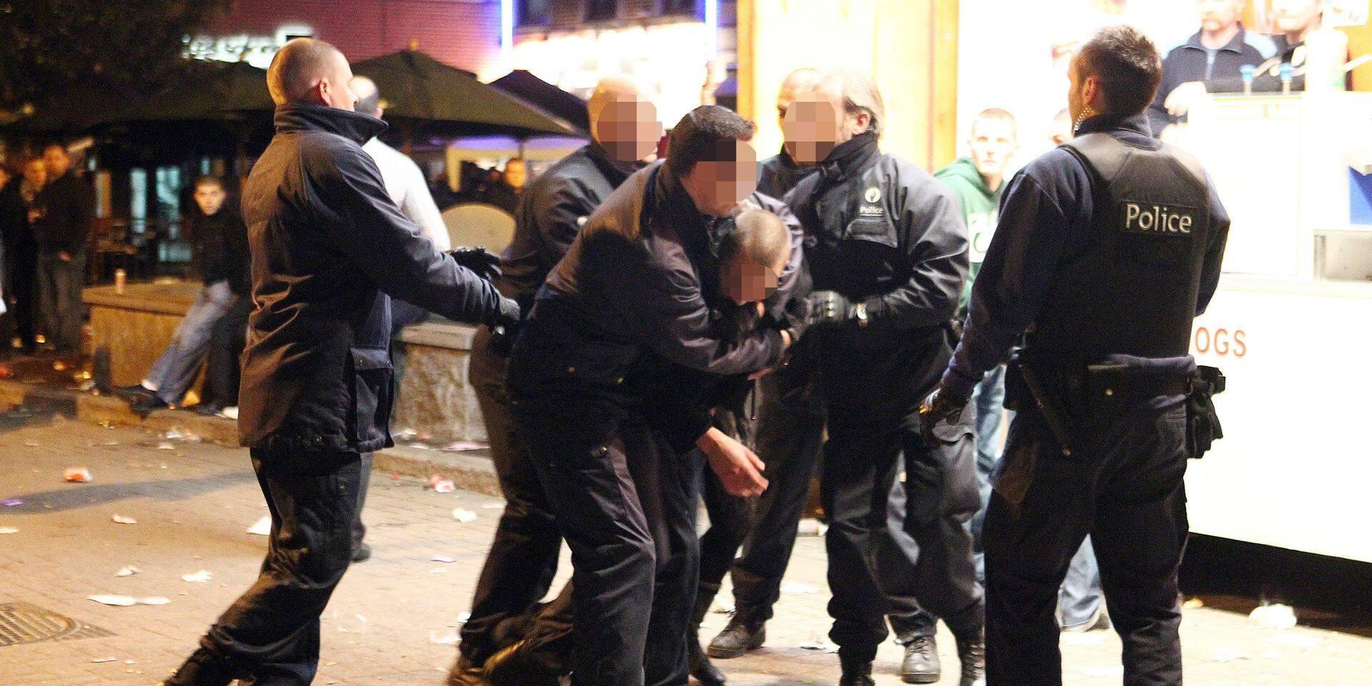 Mouscron : Violence policière, rébellion ou les deux?