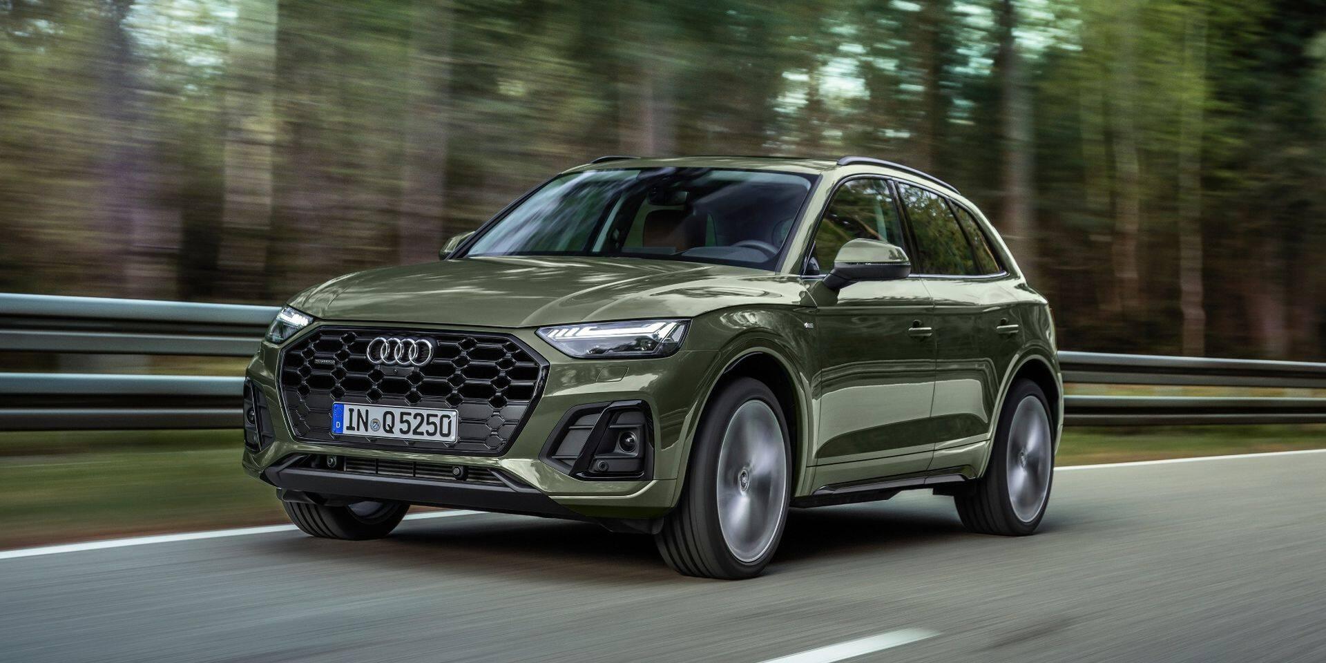 Essai auto Audi Q5 50 TDI : Plaisir en voie de disparition