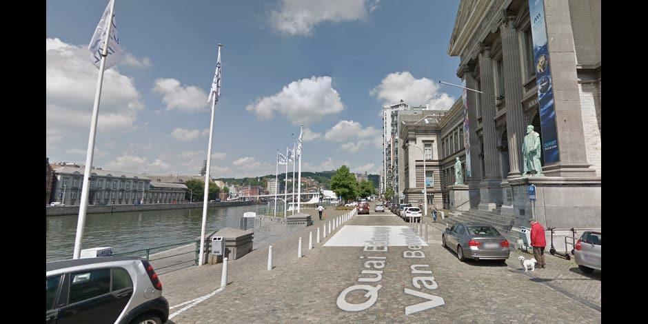 Le corps sans vie repêché lundi dans la Meuse a été identifié