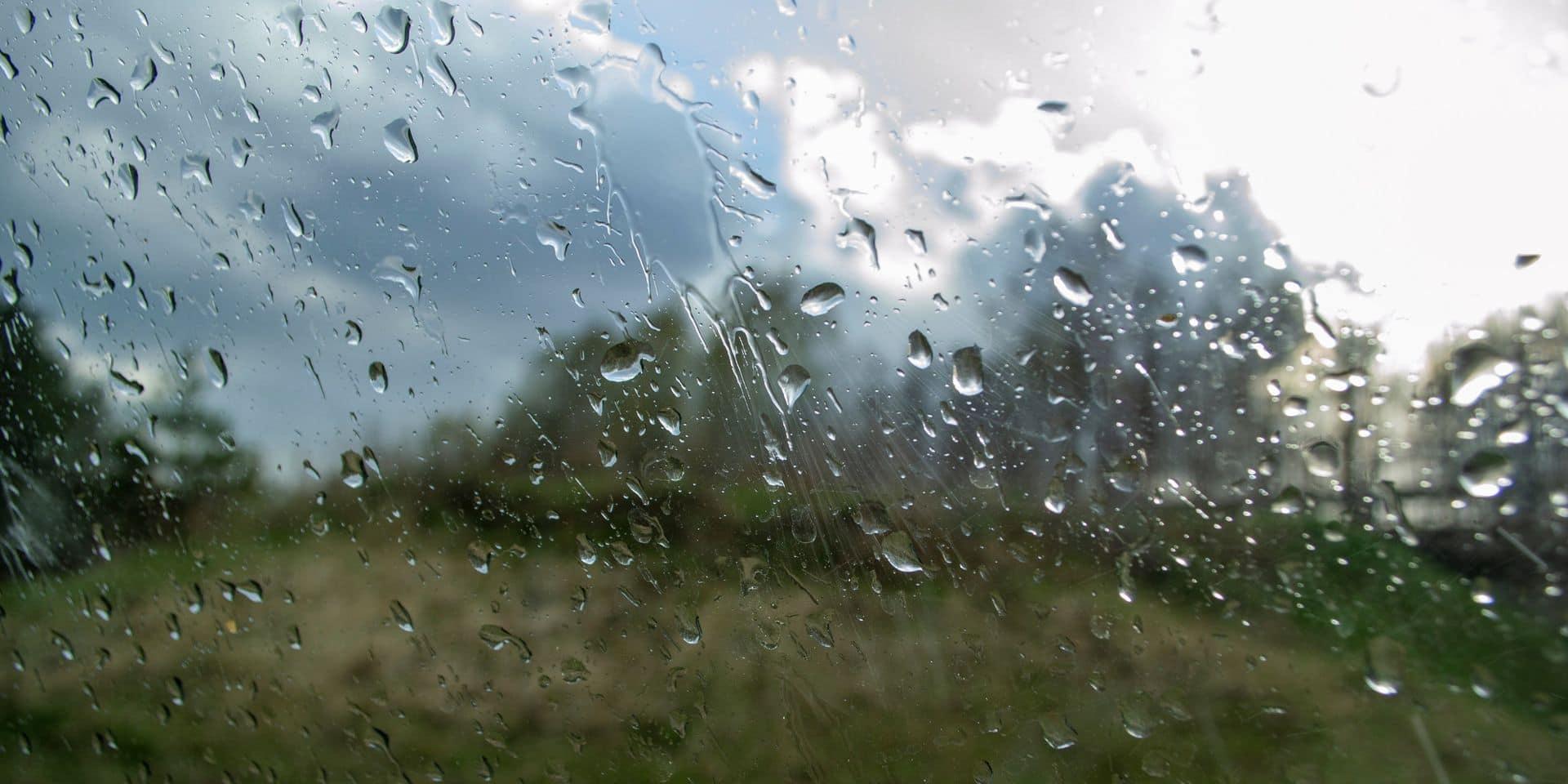 Météo: de la pluie avant le retour d'un temps plus sec