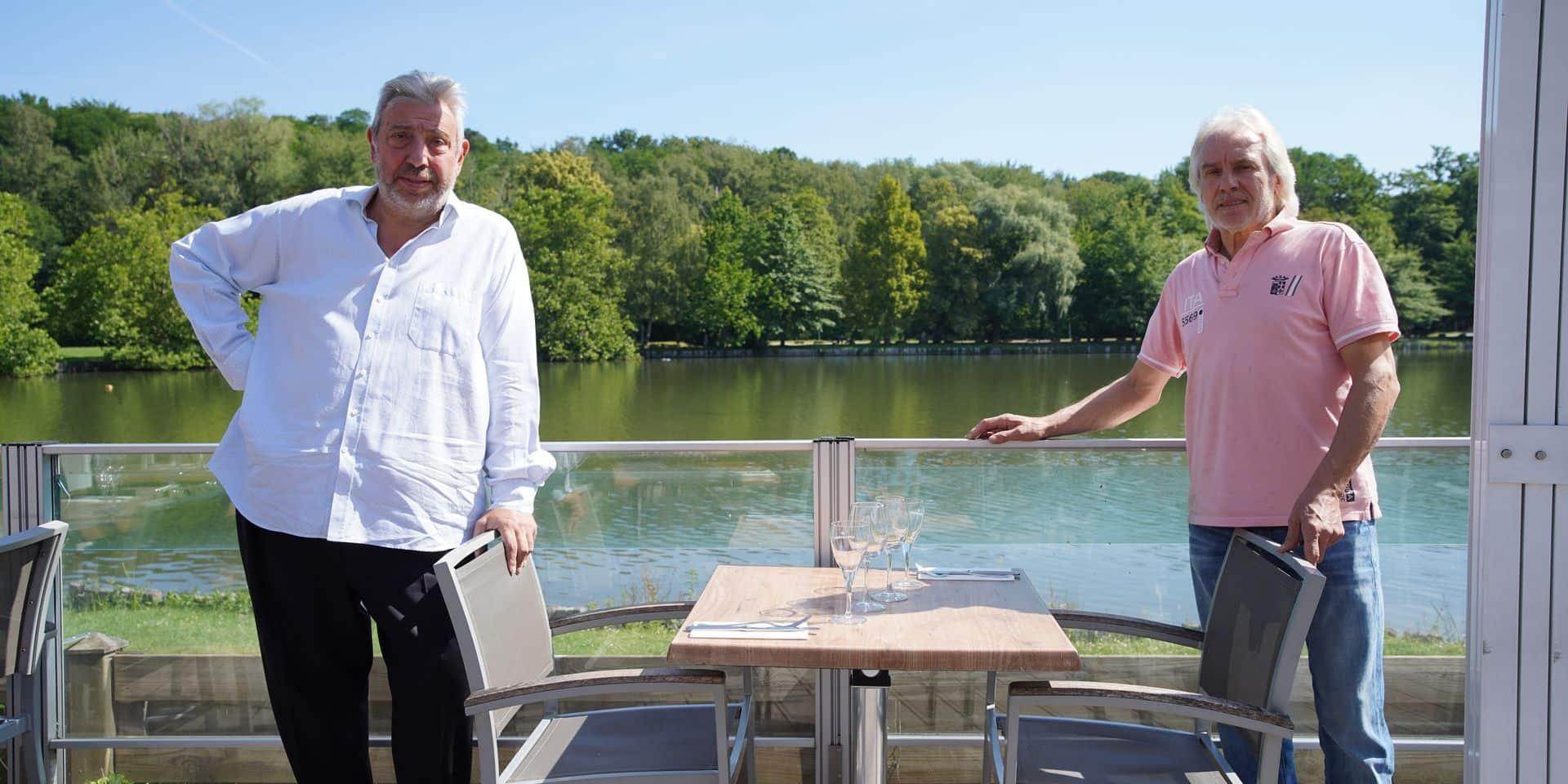 Primes Covid à deux vitesses : Franco, restaurateur au nord du lac de Genval, a reçu 12.000 €, Michel, au sud du même lac, seulement 5.000 € !