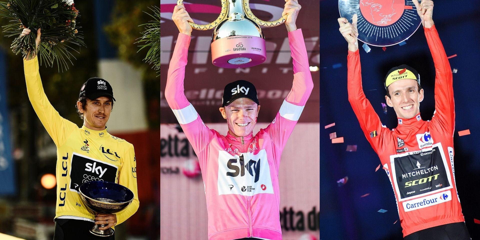 Giro, Tour, Vuelta: les grands tours passés à la loupe