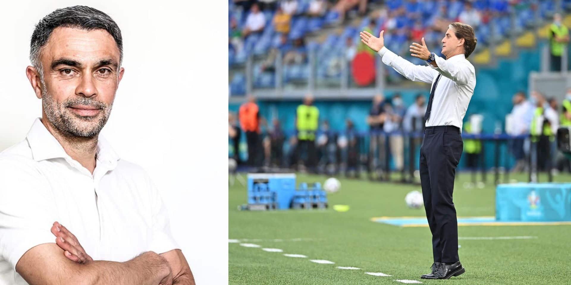 """L'analyse de Johan Walem: """"Mancini n'a que l'embarras du choix"""""""