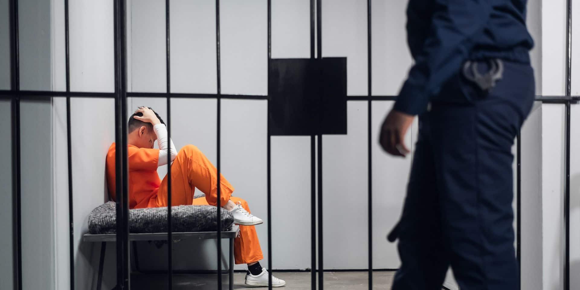 """Inquiétude autour de la lenteur de vaccination des détenus: """"Pas compréhensible que les prisons ne soient pas prioritaires"""""""