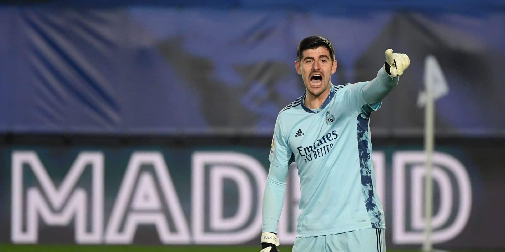 """Thibaut Courtois fâché contre La Liga : """"Nous ne sommes pas des marionnettes"""""""
