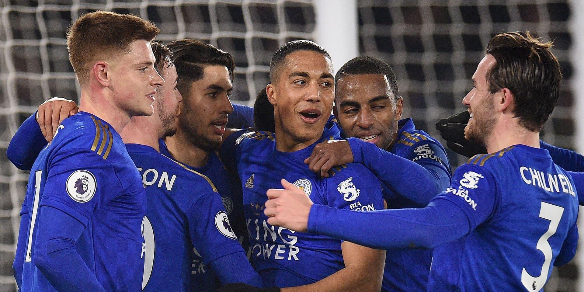 Belges à l'étranger: Leicester enfonce West Ham (4-1) et Tottenham bat Norwich (2-1) en Premier League