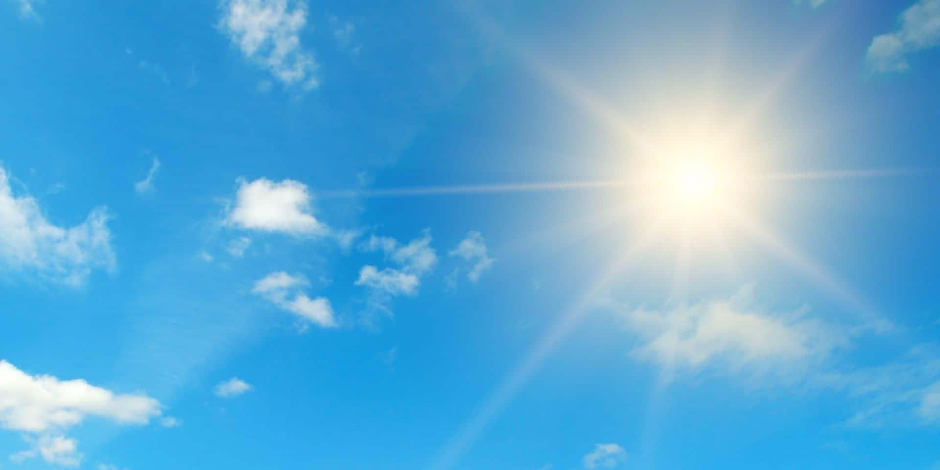 Météo: un temps estival pour la journée de mardi et les suivantes