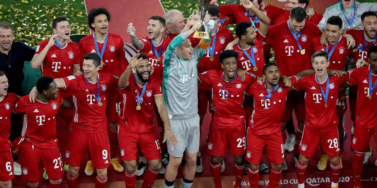 Le Bayern Munich au 6e ciel - dh.be