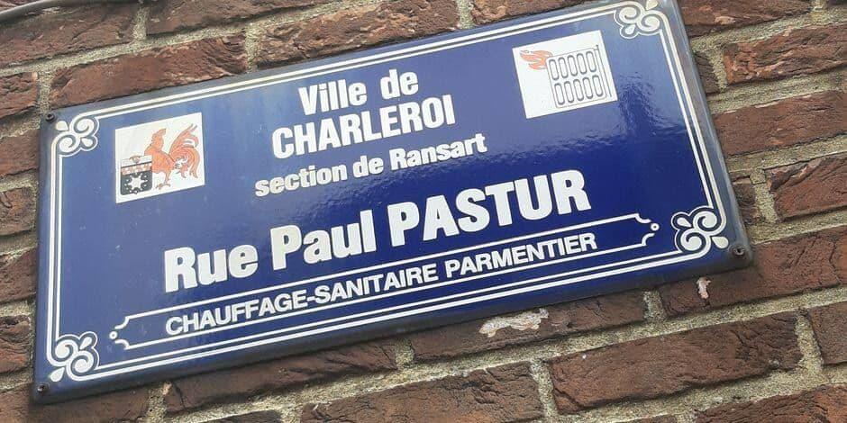 """Cinq nouvelles rues """"doublons"""" changent de nom à Charleroi"""