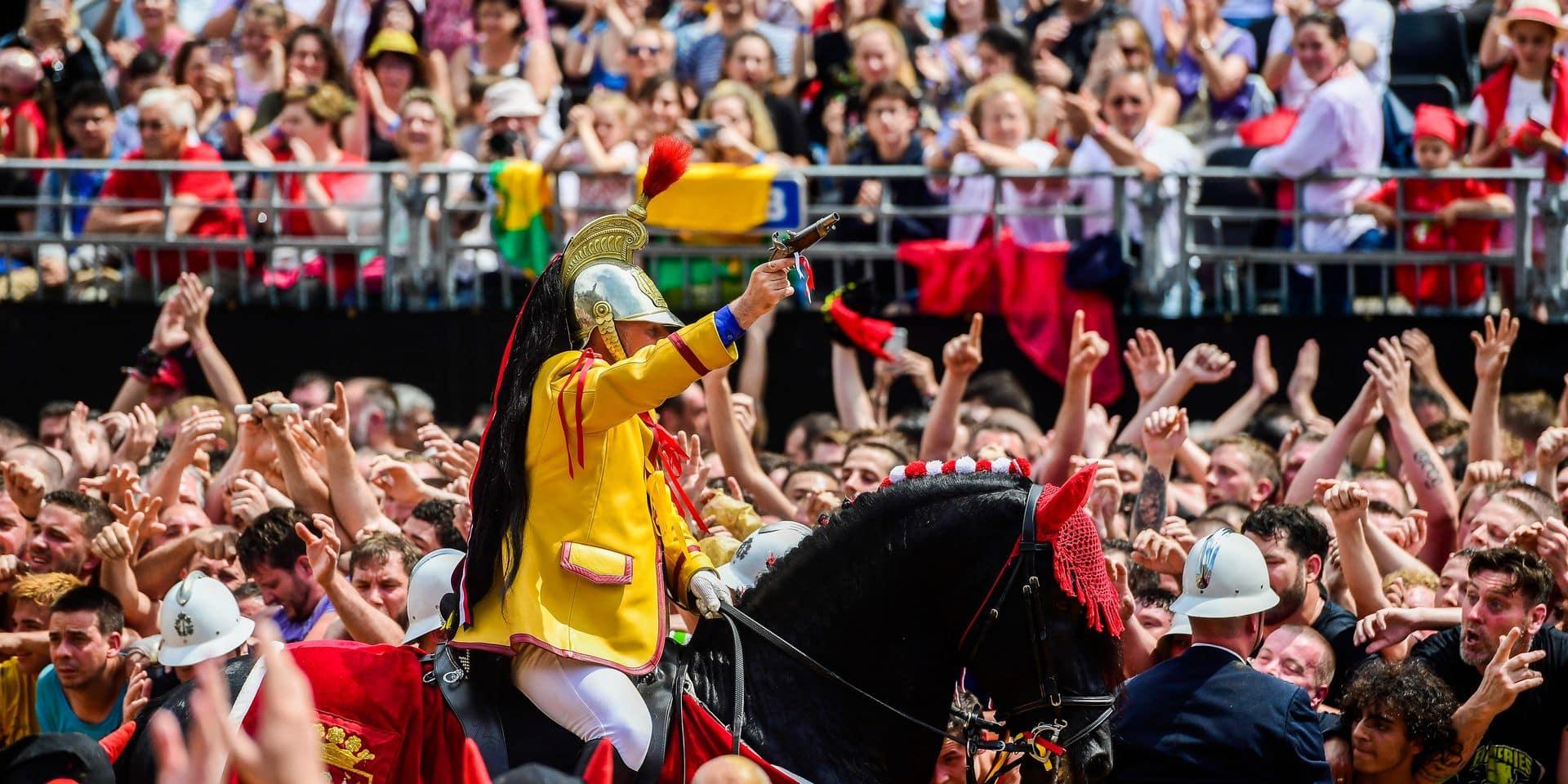 La Ducasse de Mons entrera dans son chapitre rituel samedi soir