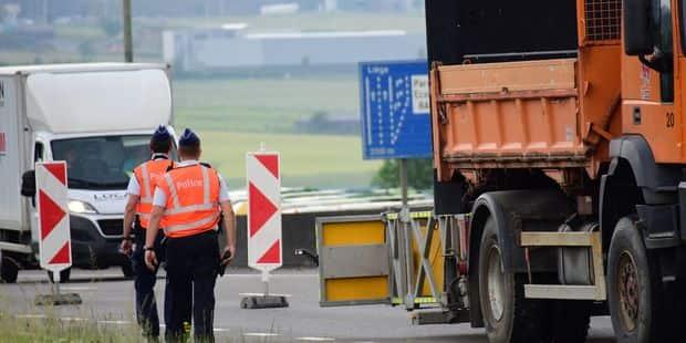 Ciney : seuls 4 camions en ordre sur 18 - La DH
