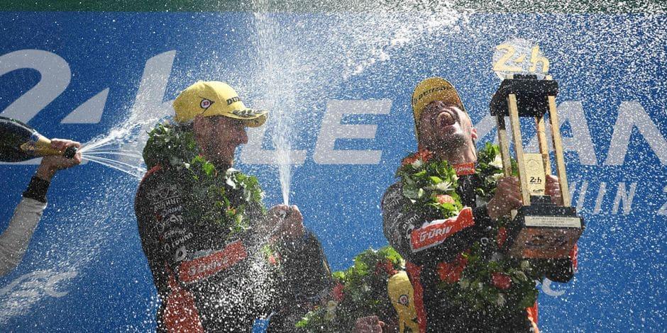 24H du Mans - Les vainqueurs du LMP2 exclus