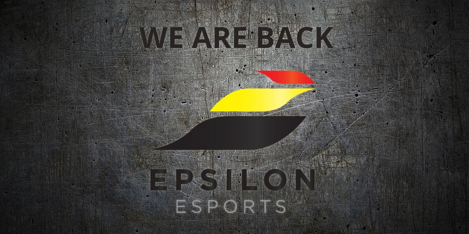 Epsilon Esports revient sur Rocket League