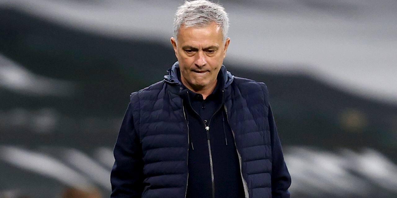 Mourinho vit sa pire expérience