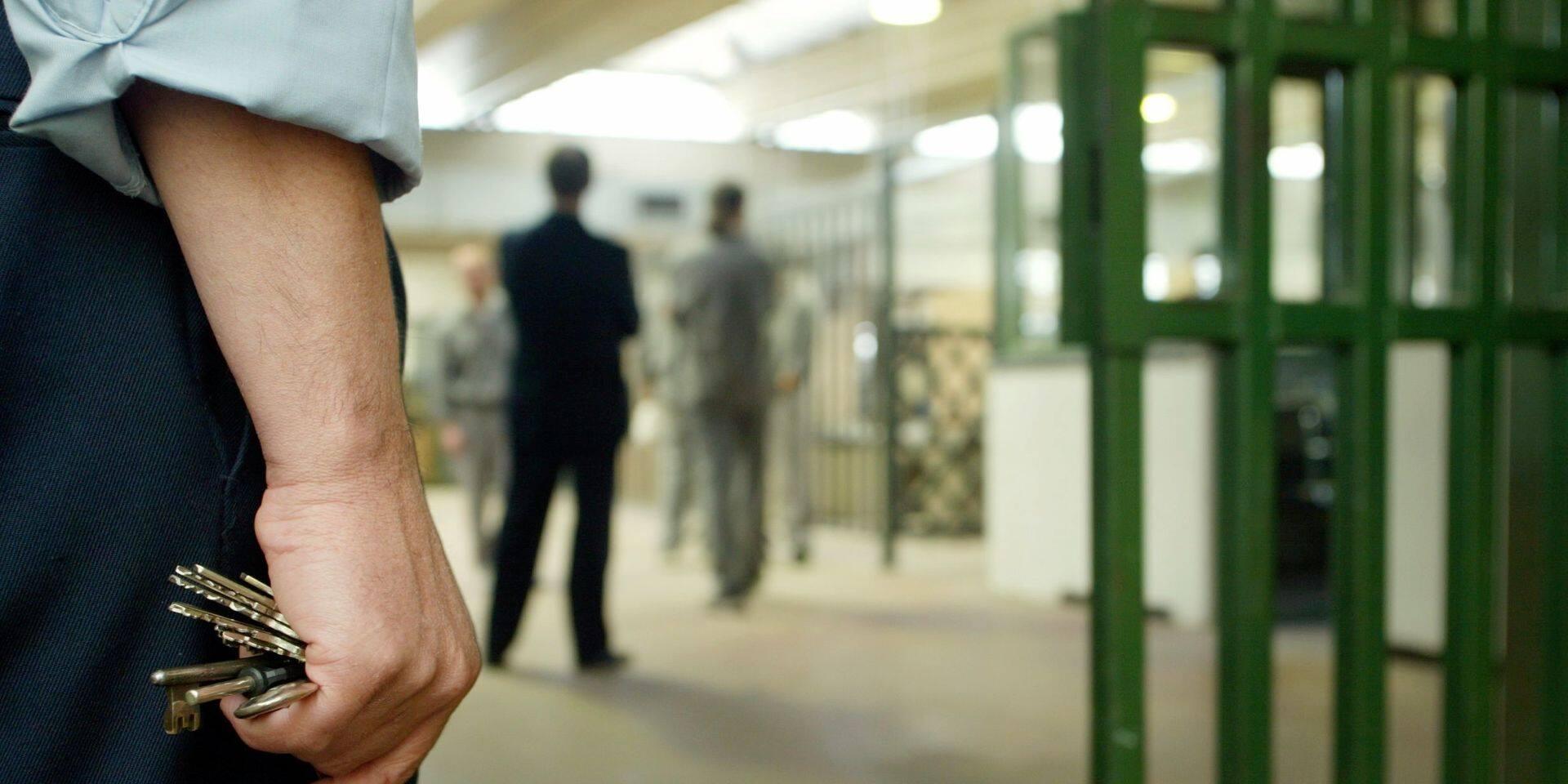 Assouplissement des droits de visite dans les prisons: la CGSP appelle à une grève de 48h