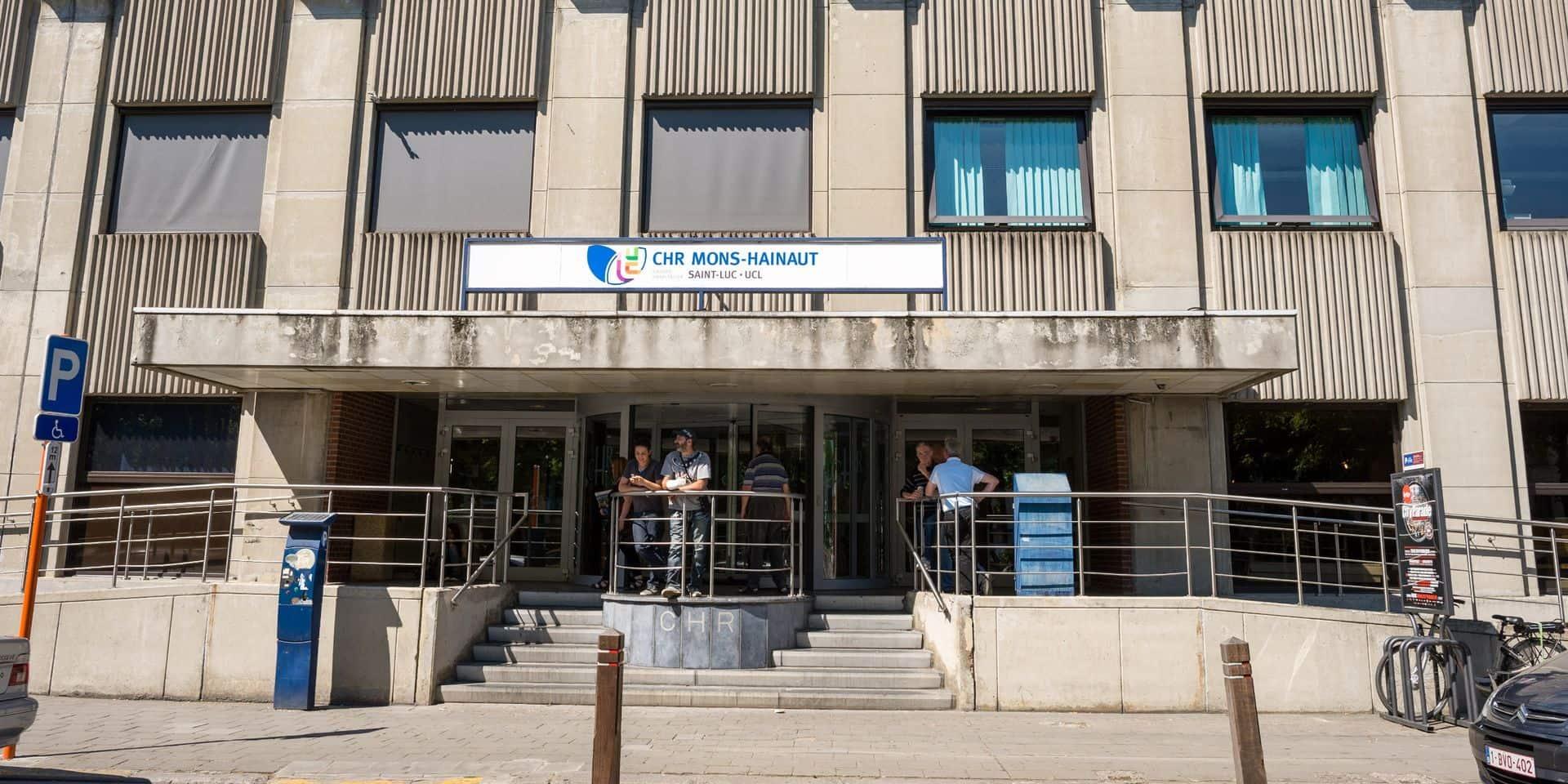 Un préavis de grève déposé au CHR Mons-Hainaut