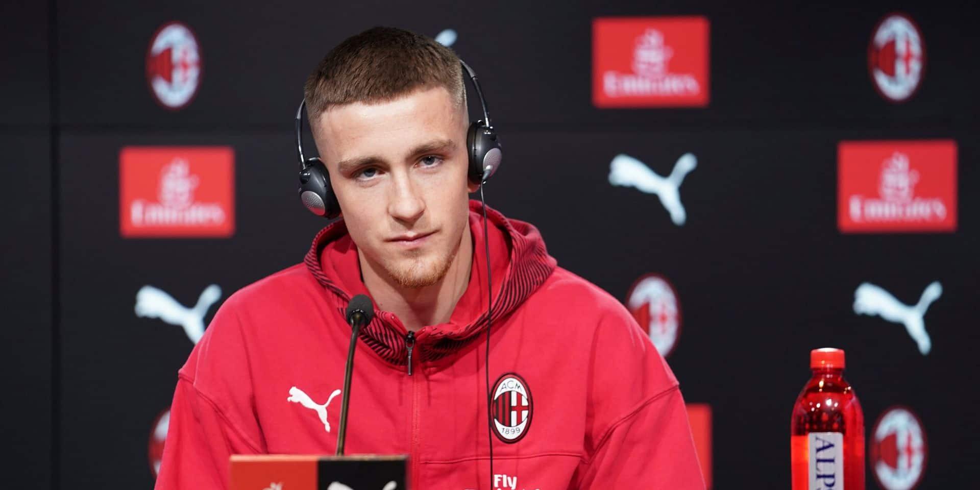 Journal du mercato (01/07) : l'AC Milan lève l'option d'achat de Saelemaekers, Jonathan David futur remplaçant d'Osimhen ?
