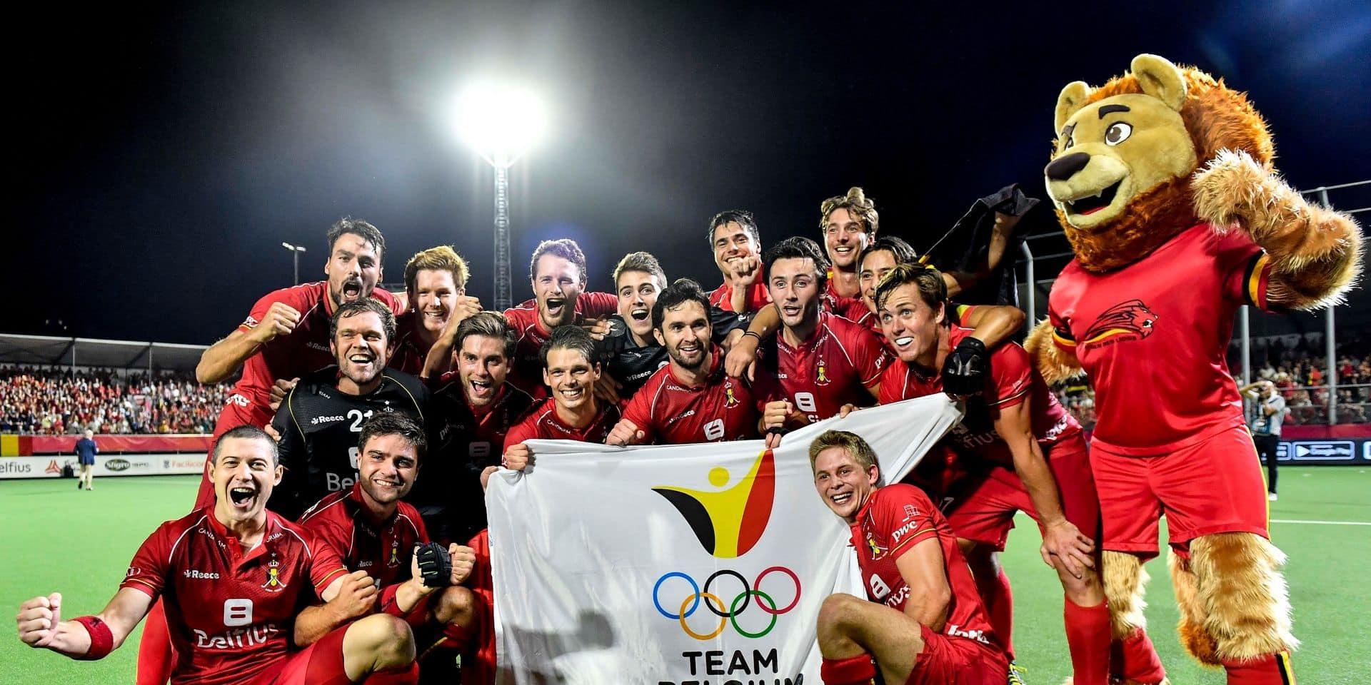 Euro de Hockey: les Red Lions pourront jouer devant 2.700 spectateurs par jour pour les rencontres à Amsterdam