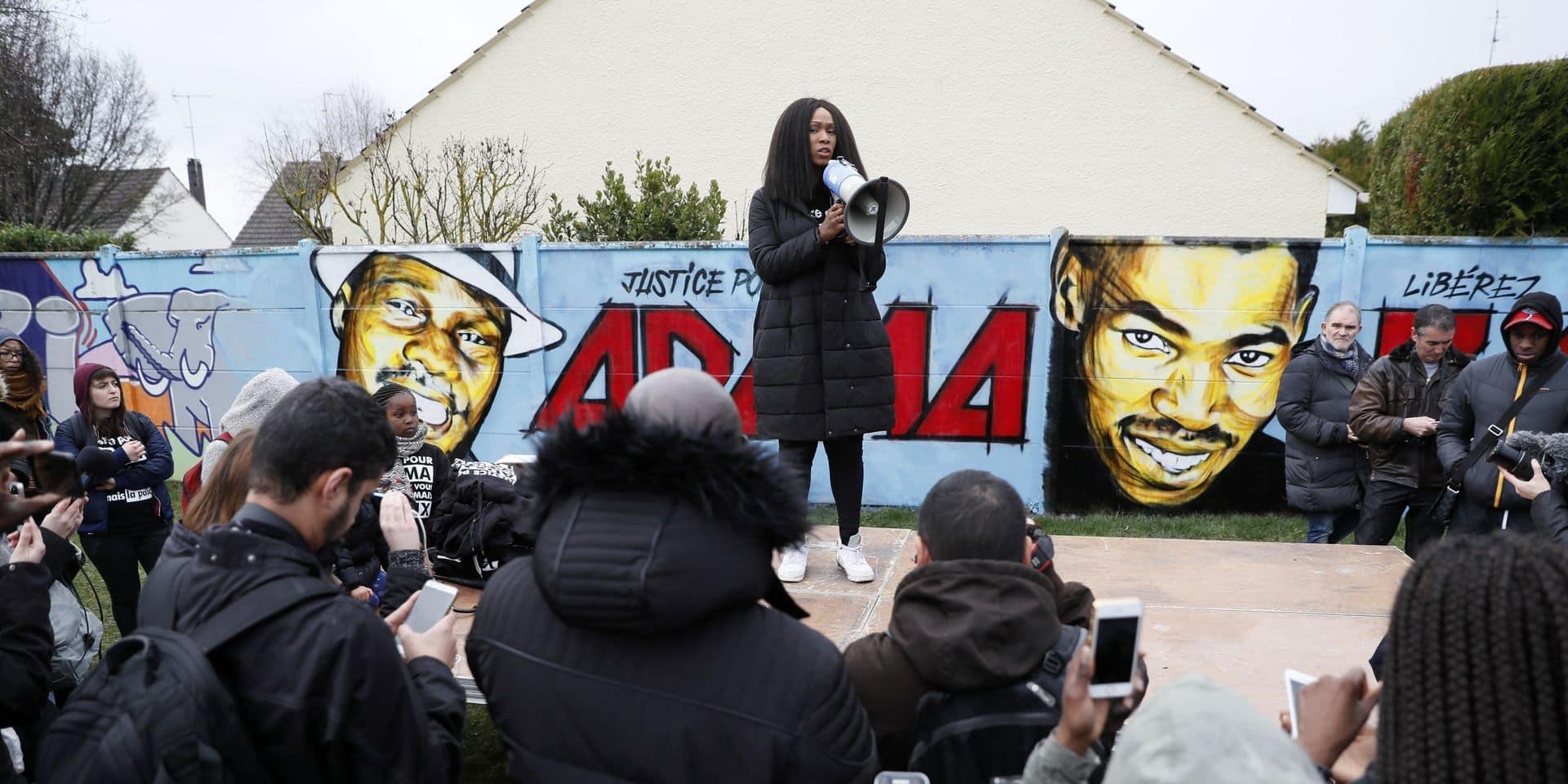 """Assa Traoré """"fière"""" d'être désignée """"Guardian of the Year"""" du magazine le Time"""